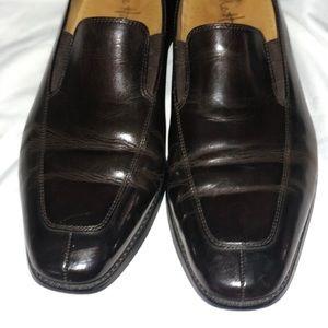 Cole Haan Slip on Loafers Dark Brown
